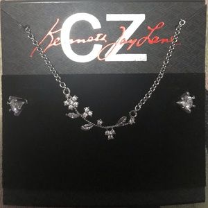 Kenneth Jay Lane Earrings and Necklace set